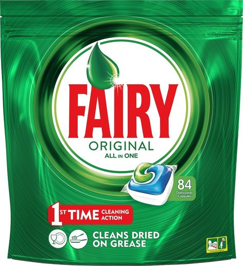 Fairy Original Green 84 kpl