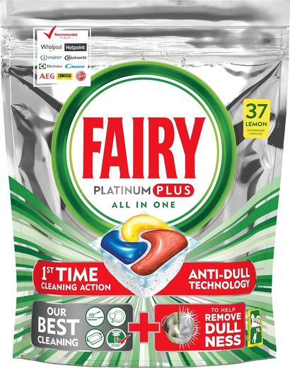 Fairy Platinum Plus 37 kpl