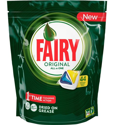 Fairy Original Lemon 44 kpl