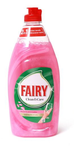 Fairy Clean&Care Rose&Satin 500 ml